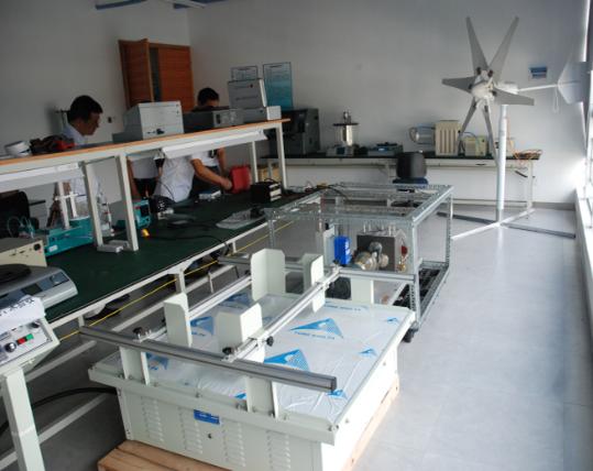 工程中心摩擦学研发实验室
