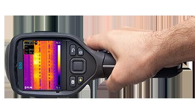 flirEX系列热像仪的自动定位功能