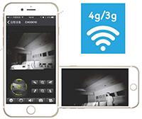 MIE-R系列警用内窺鏡可直連安卓、蘋果手機并實時觀測、無線網絡傳輸